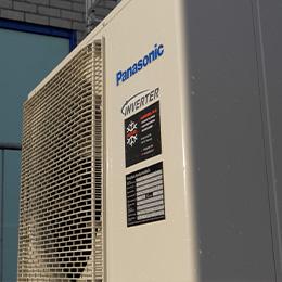 Duurzaam verwarmen en koelen